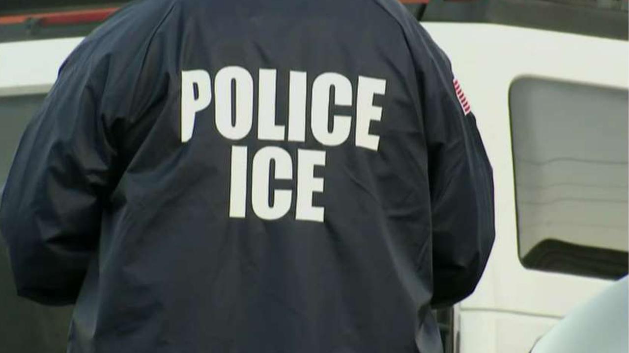 Department of Justice sues California over illegals