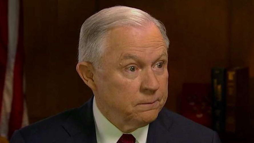 Sessions: We cannot allow California to obstruct the law