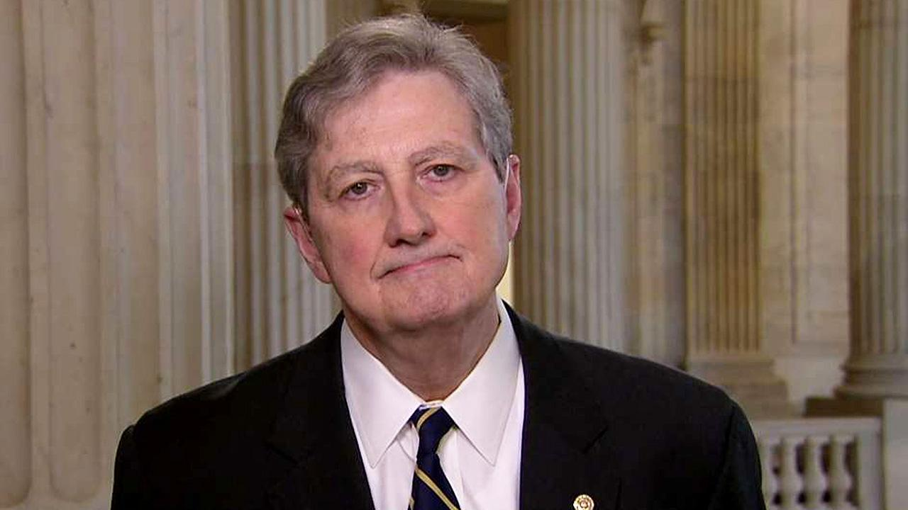 Sen. Kennedy calls out China for cheating on trade