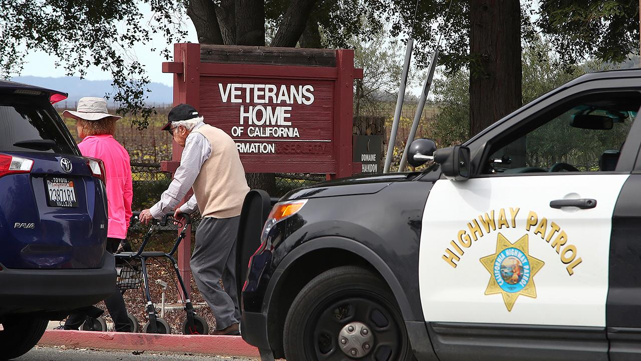 Women treating PTSD killed in veterans home standoff