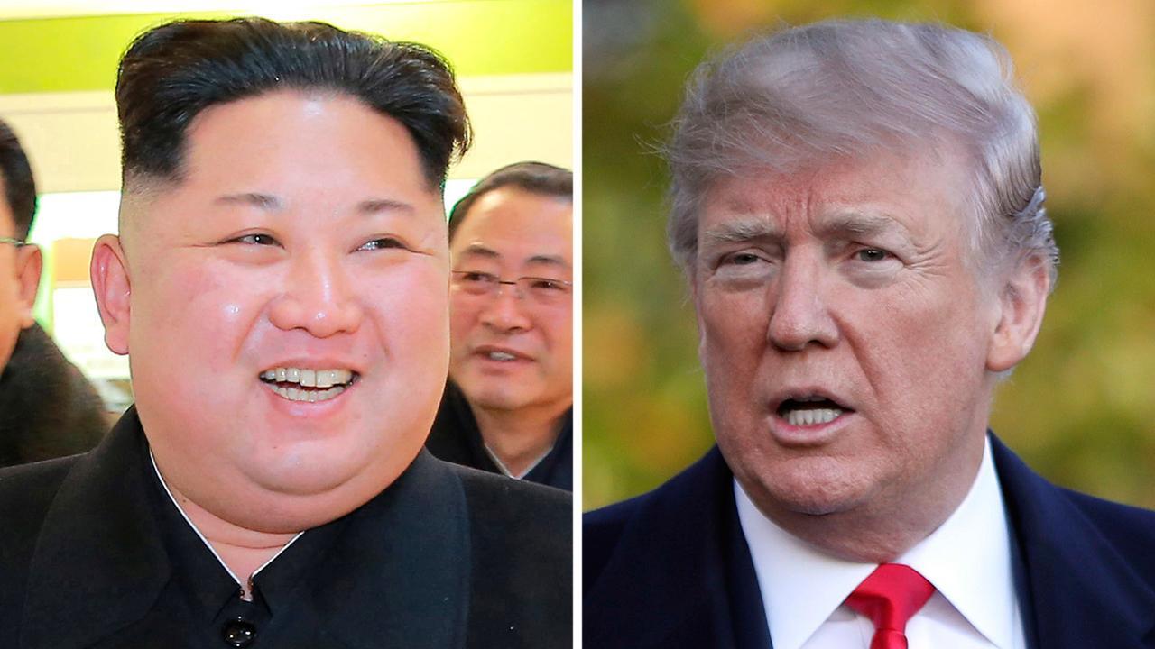 Trump admin says US will make no concessions to North Korea