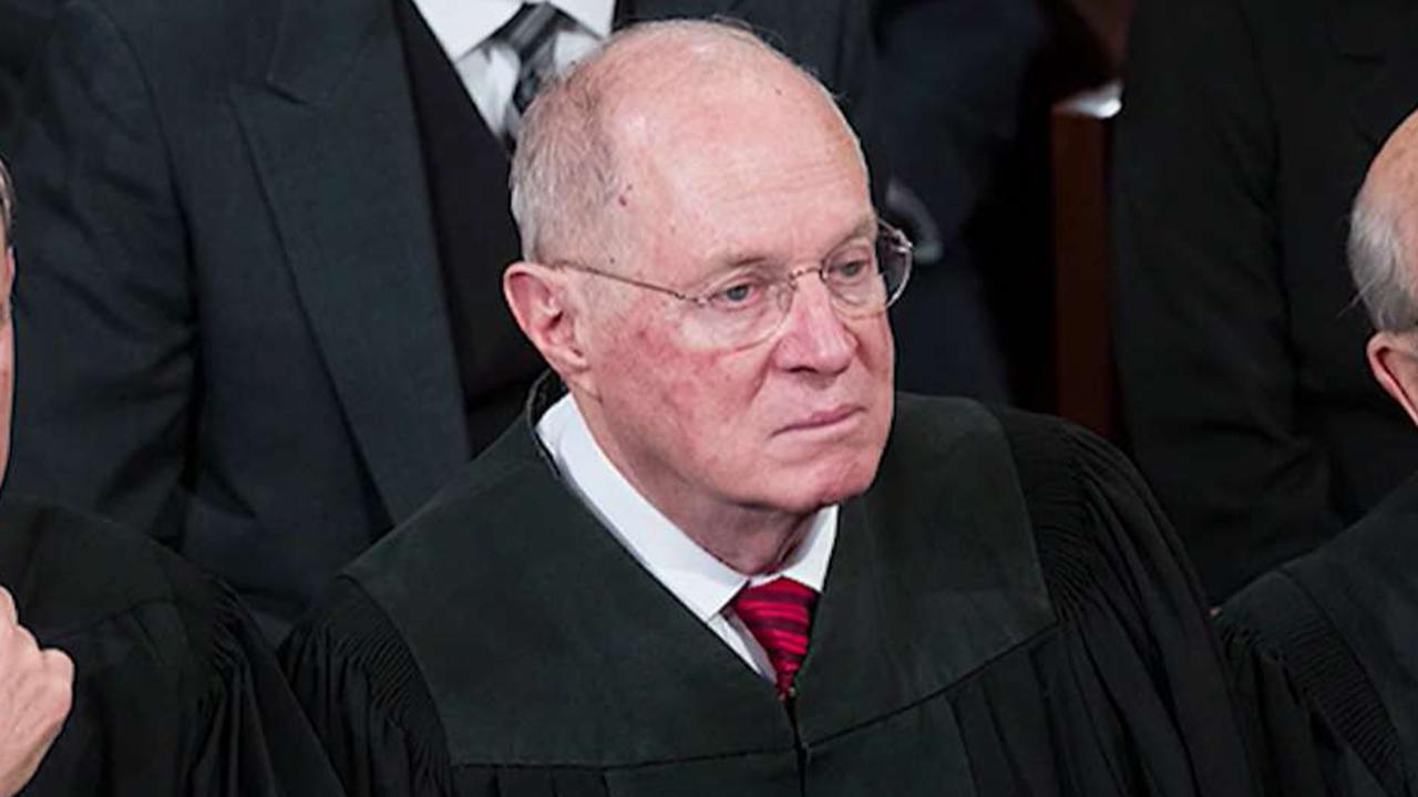 Supreme Court justice silent amid retirement rumors