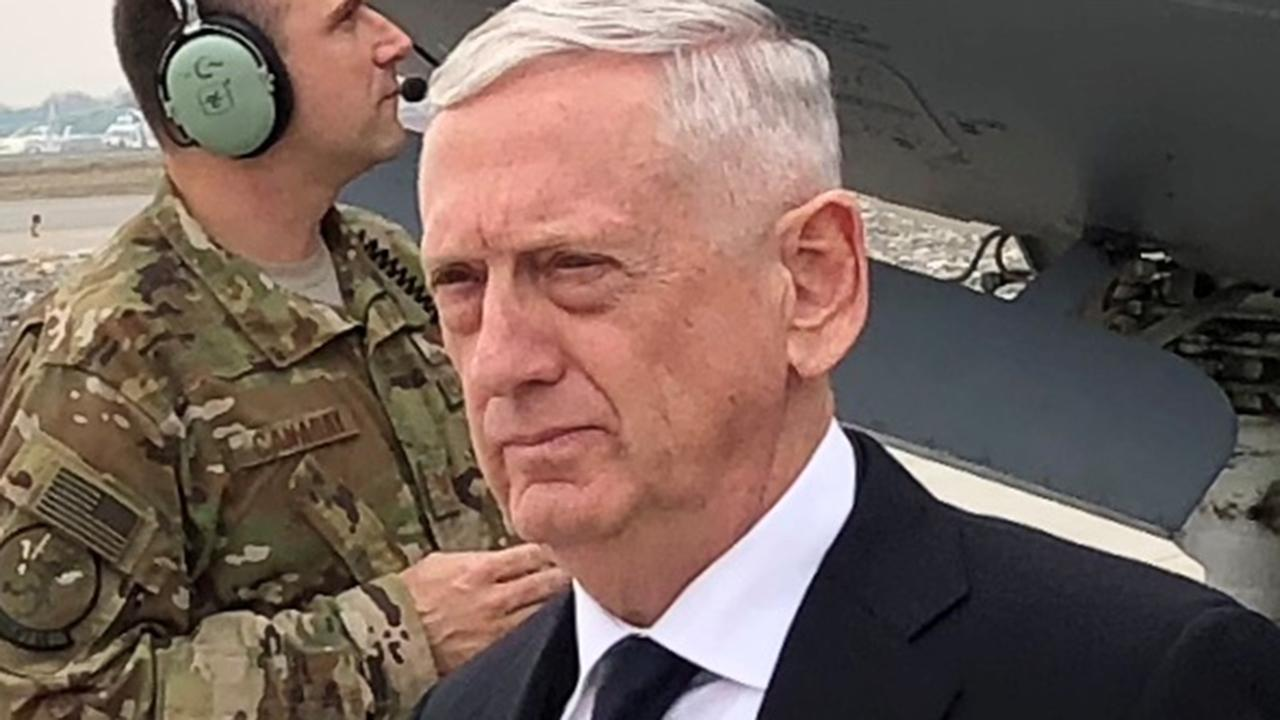 Mattis believes victory in Afghanistan is still possible