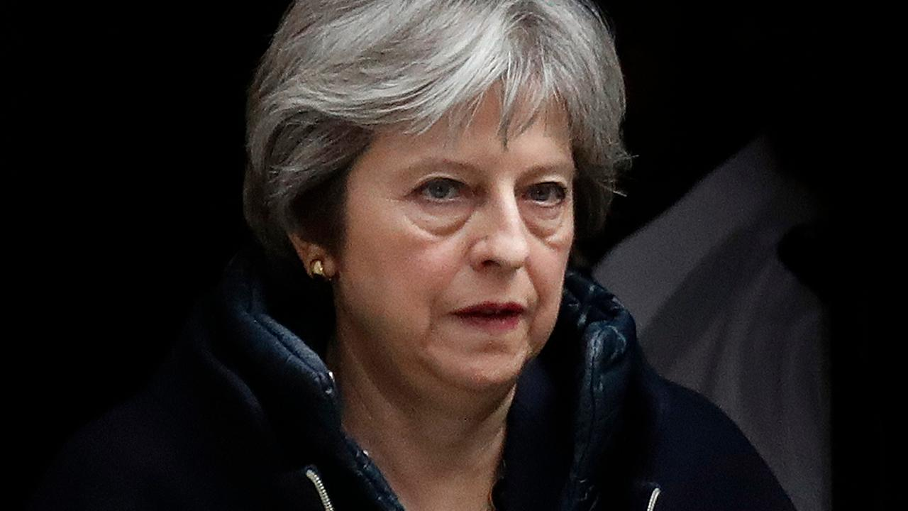 Theresa May gives Russian diplomats one week to leave the UK