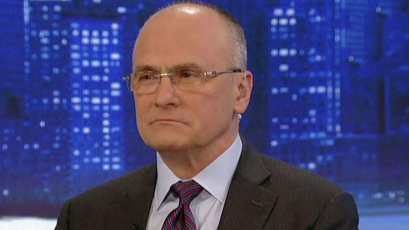 Andy Puzder reacts to Trump's push for steep China tariffs