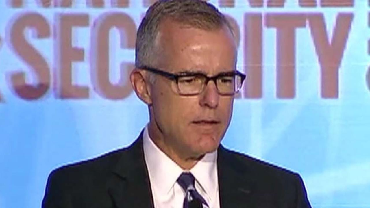 Fired McCabe kept notes on Trump, as Comey did, and gave them to Special Counsel Mueller