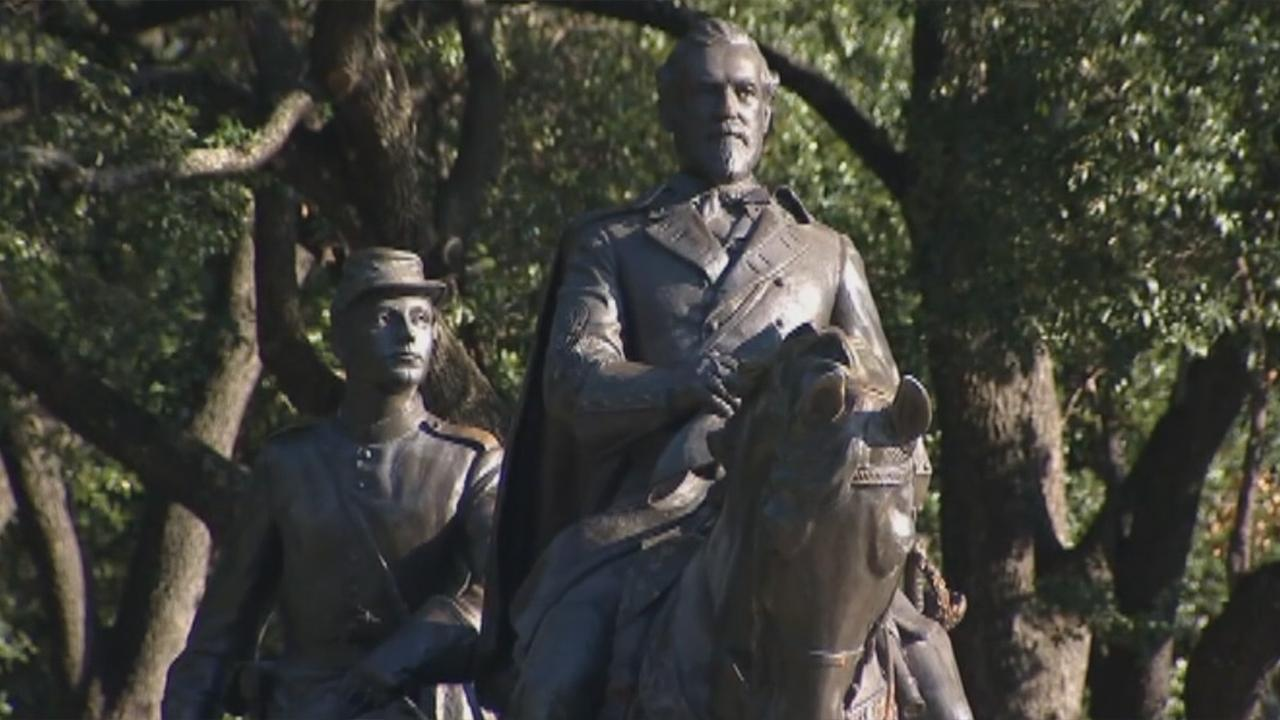 Which Confederate Statues Were Removed A Running List