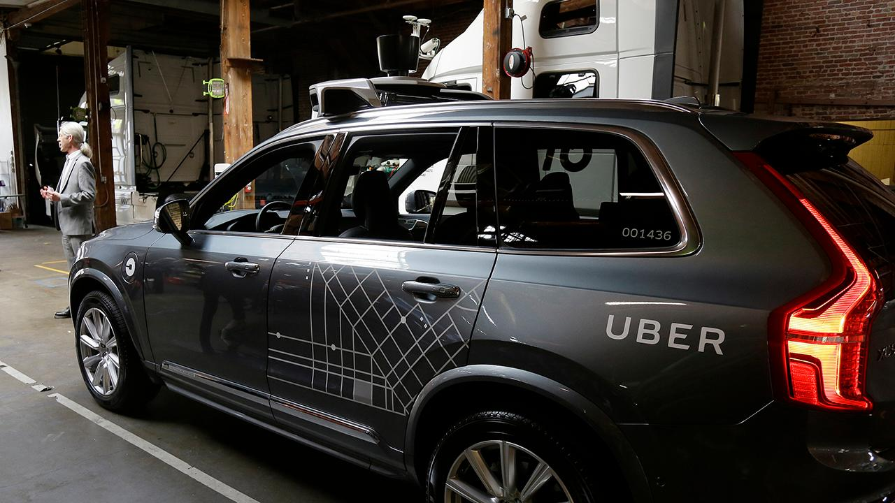 Uber pulls self-driving cars after first fatal crash
