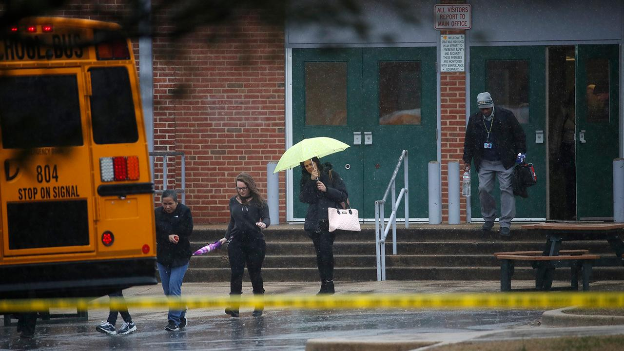 Md. school shooting: Proves gun protests are missing mark?