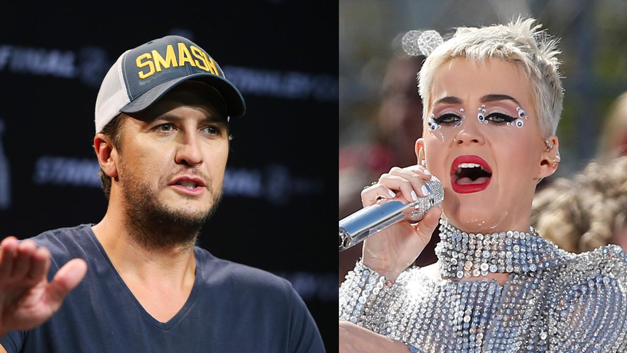 'American Idol' judge Luke Bryan defends Katy Perry's contestant kiss