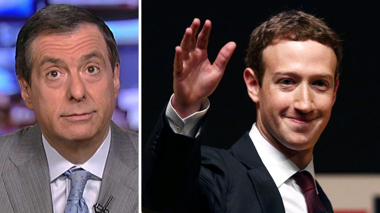 Kurtz on Zuckerberg's 'weak' response to data scandal