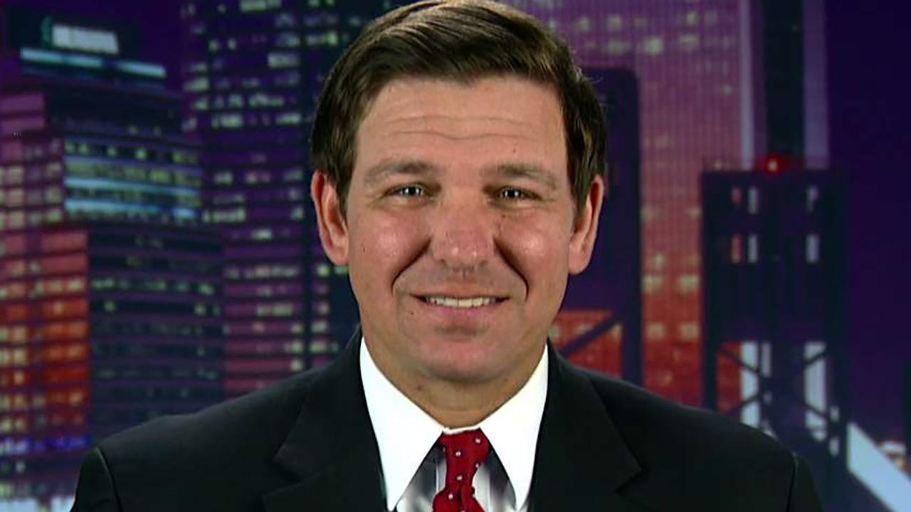 Rep. Ron DeSantis on foreign governments hiring US lobbyists