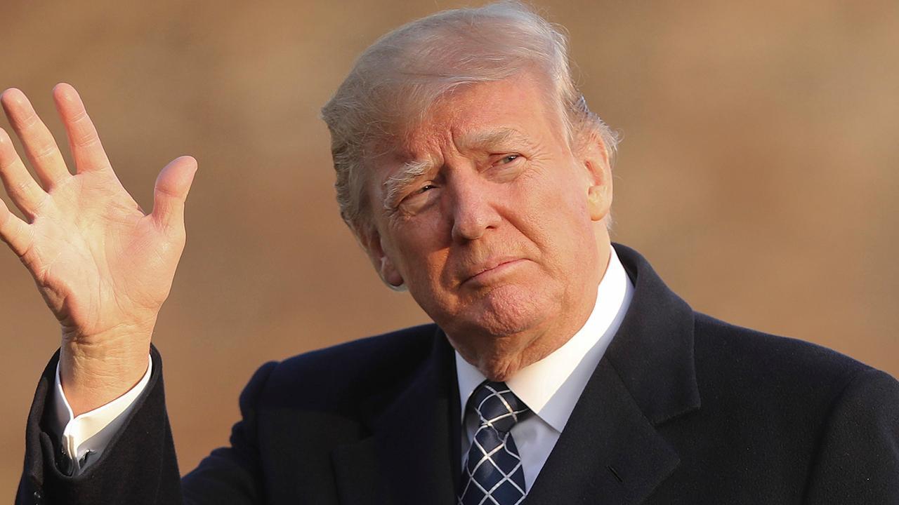 President Trump orders expulsion of 60 Russian diplomats