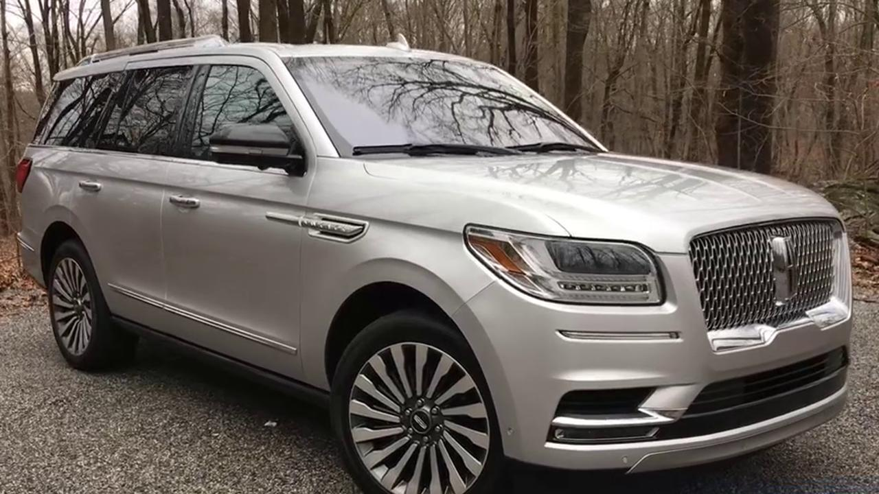 The 2018 Lincoln Navigator is a smooth-sailing SUV