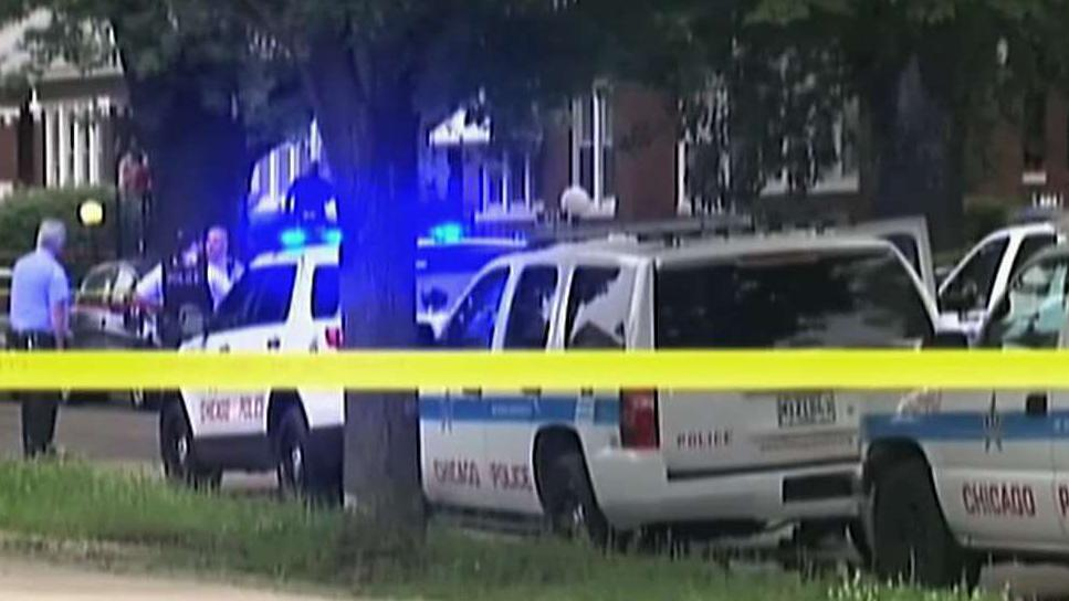 New study looks at crime rates in Chicago