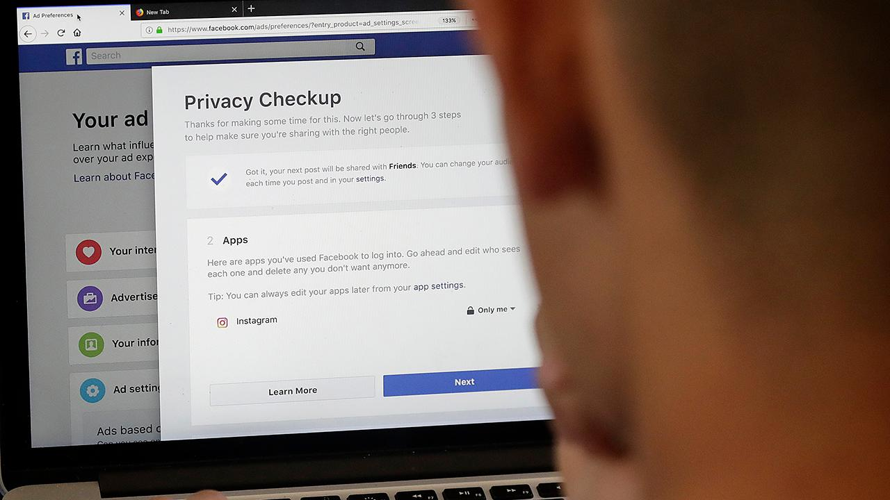 Facebook announces changes to design of its privacy settings