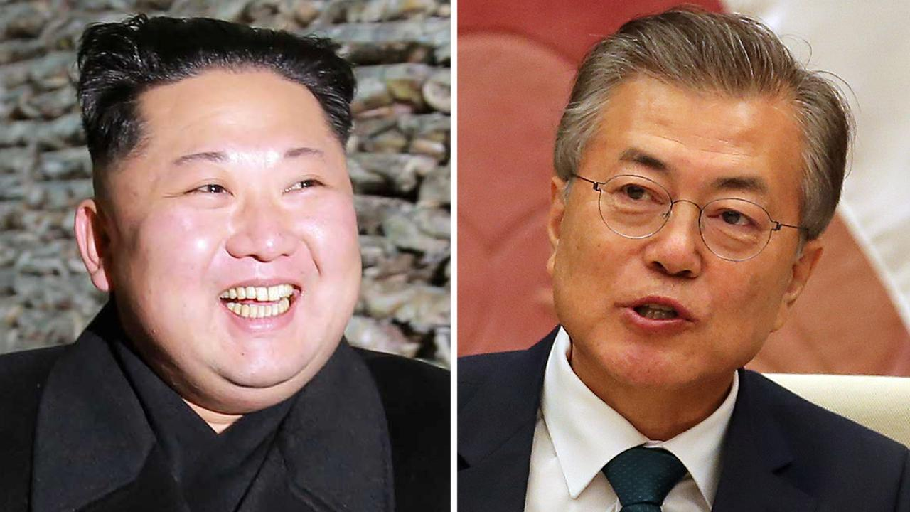 North and South Korea plan historic meeting at DMZ