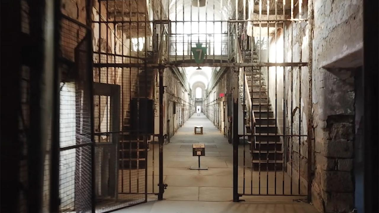 Haunting tales from Eastern State Penitentiary