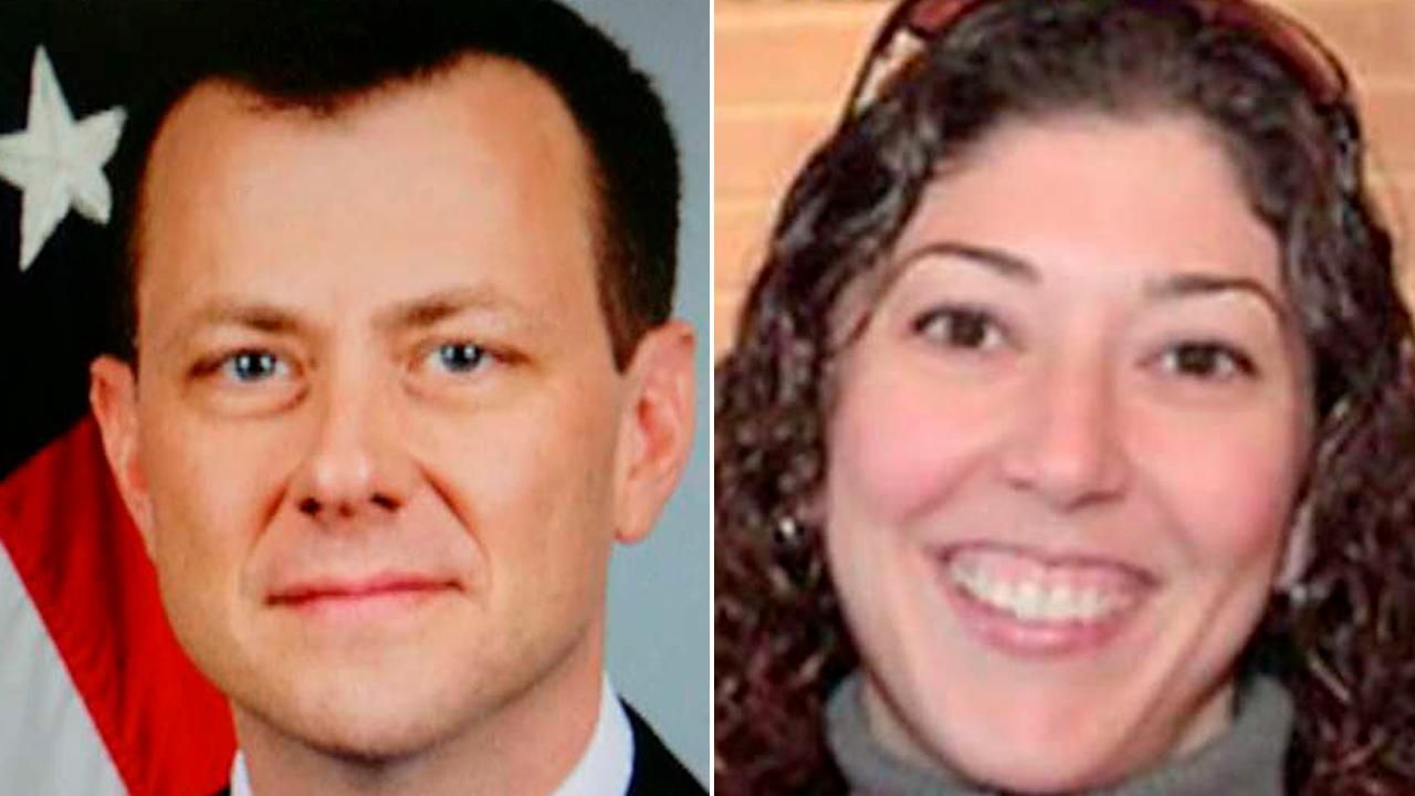 New Strzok, Page texts suggest coordination in Russia probe