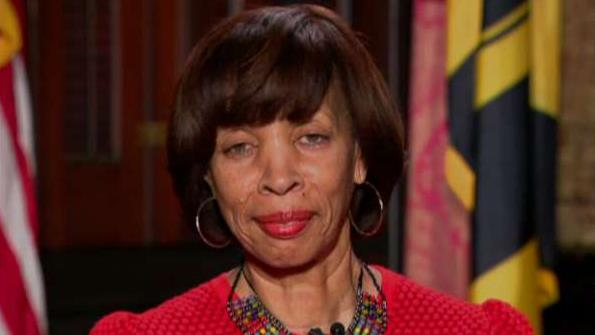 Baltimore mayor vows to fight citizenship census question