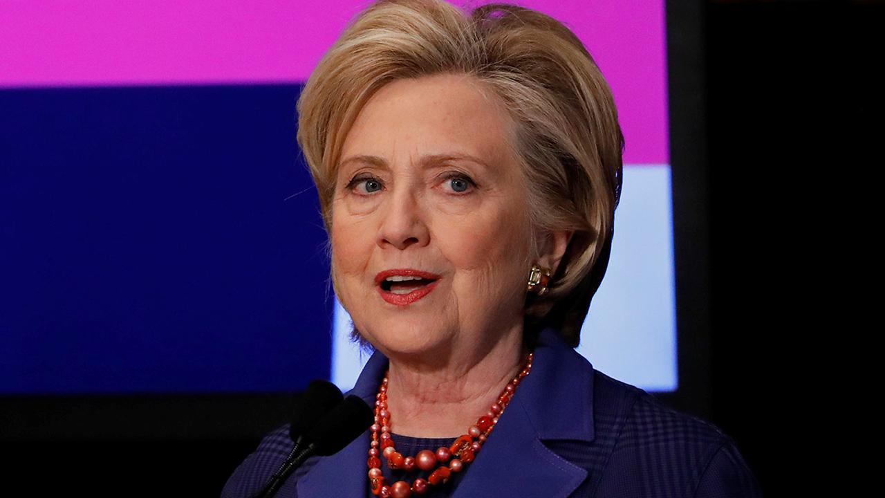 Hillary Clinton: No one tells a woman to go away