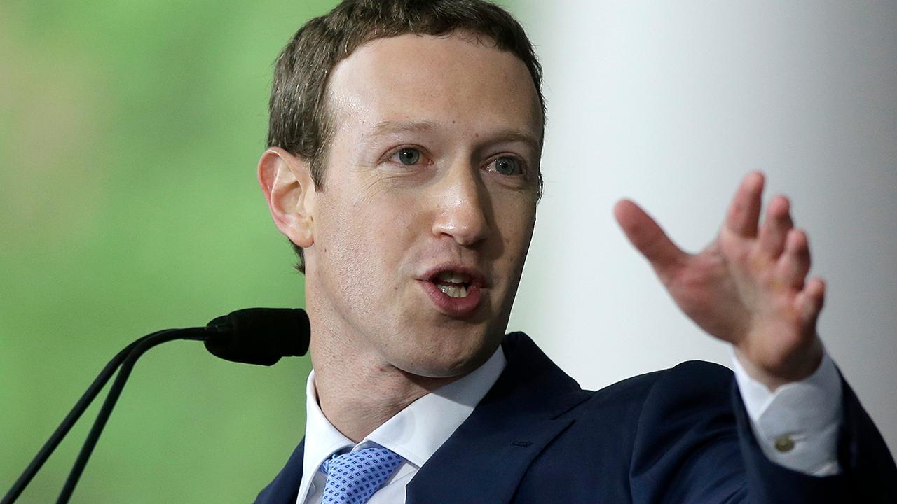 Zuckerberg addresses controversial leaked Facebook memo
