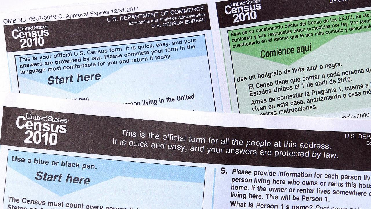 Controversy surrounds citizenship question for 2020 census