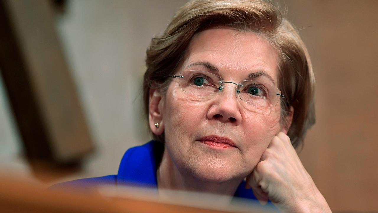 Sen. Warren apologizes for America's foreign policy overseas