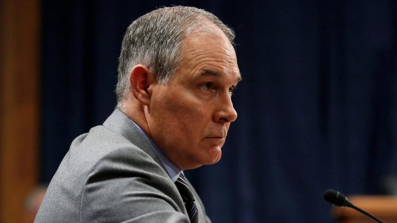 EPA spokesperson: Scott Pruitt's condo rental was not a gift