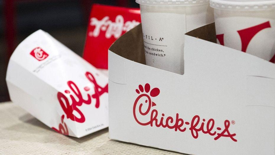Chick-fil-A is cashing in. A new 2017 sales report shows the king of chicken is rolling in the dough and is far exceeding its rival fast food chains like McDonald's and KFC.