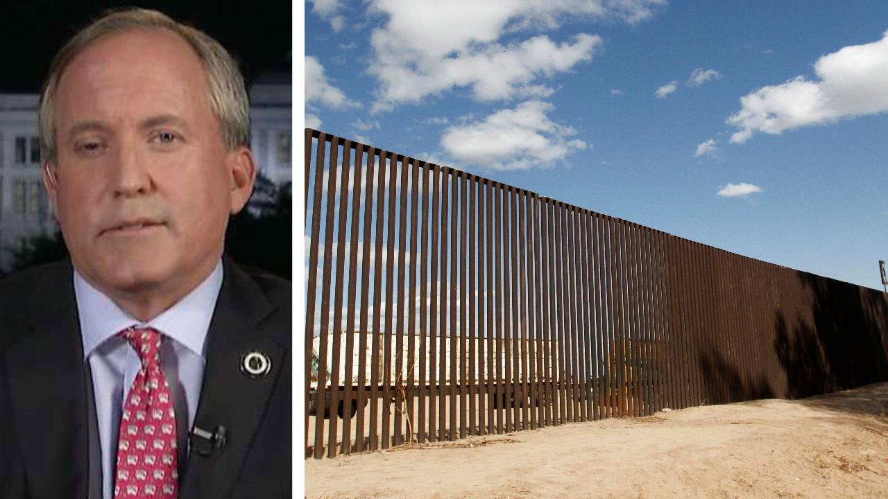 Texas AG 'open' to National Guard on Mexican border