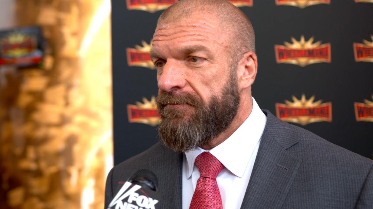 Triple H: WrestleMania creates meaningful economic impact