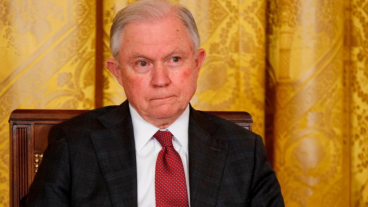 Sessions orders 'zero tolerance' policy at the border