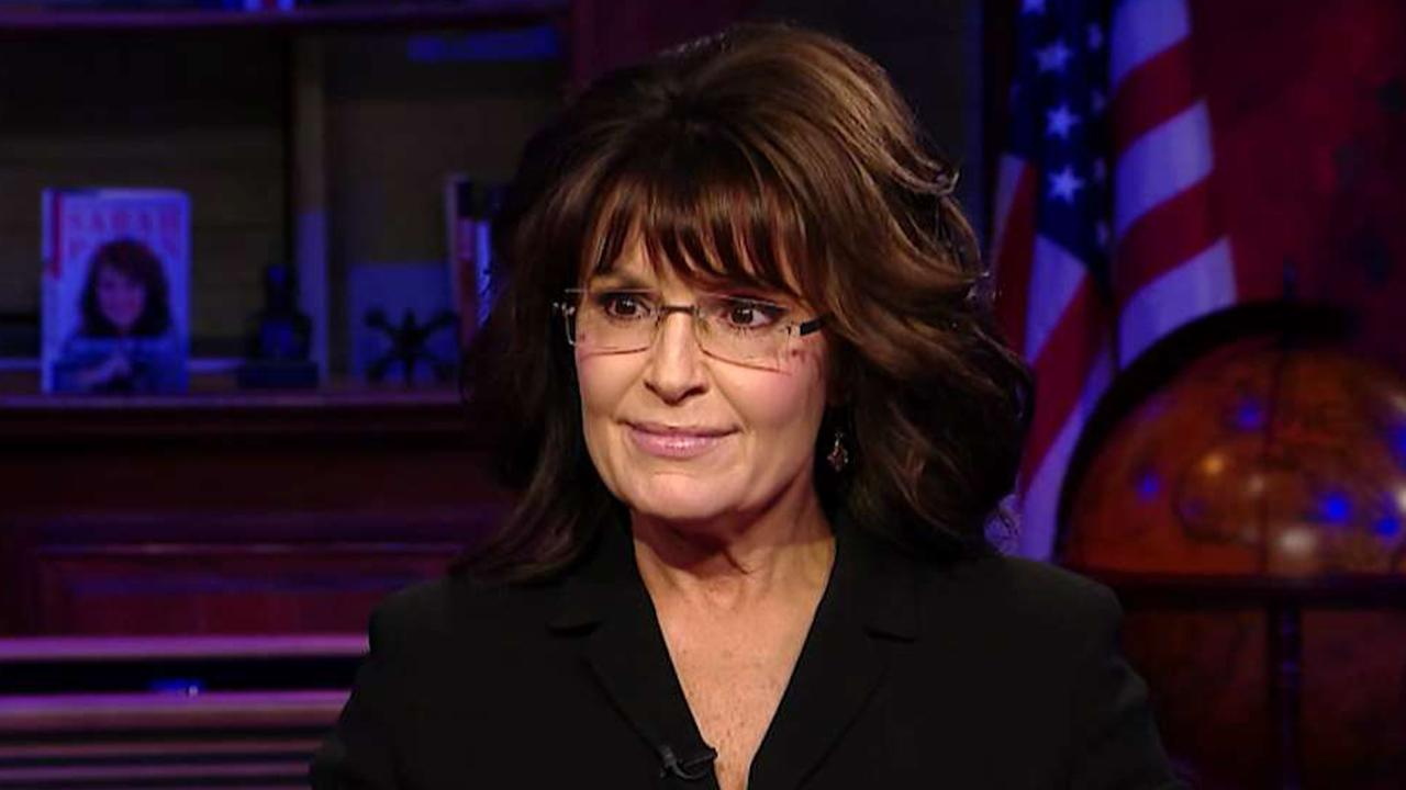 Sarah palin opens up about running for vice president fox news video thecheapjerseys Choice Image