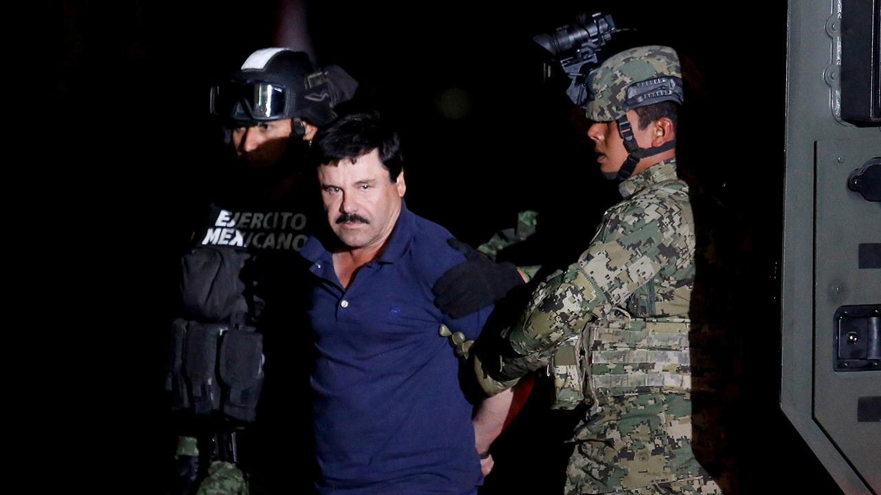 DEA special agent who caught El Chapo shares his story