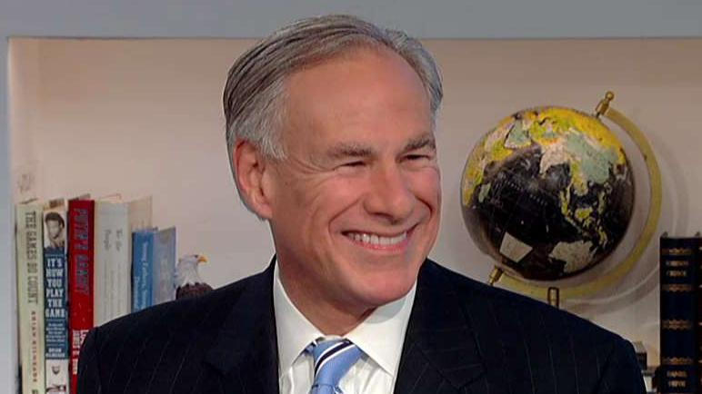 Gov. Abbott: Texas wants to ensure that we secure the border