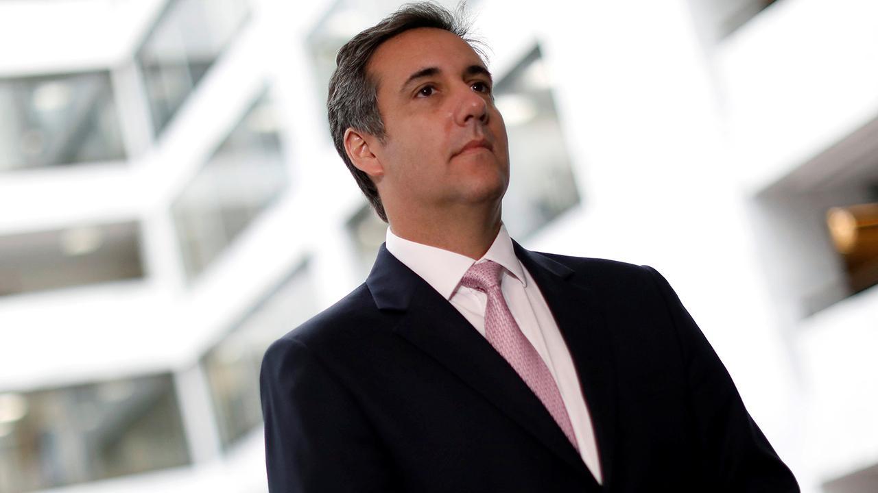 FBI raids office of longtime Trump attorney Michael Cohen