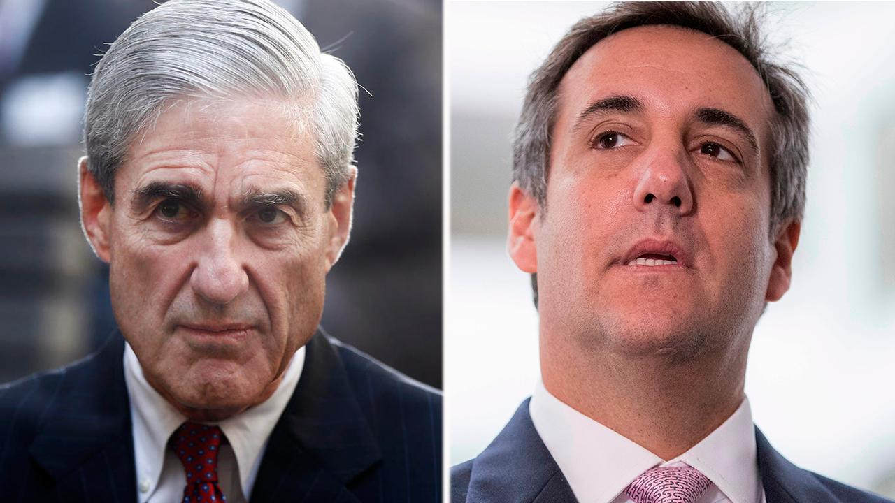 Is Cohen raid an overreach of Mueller's scope?