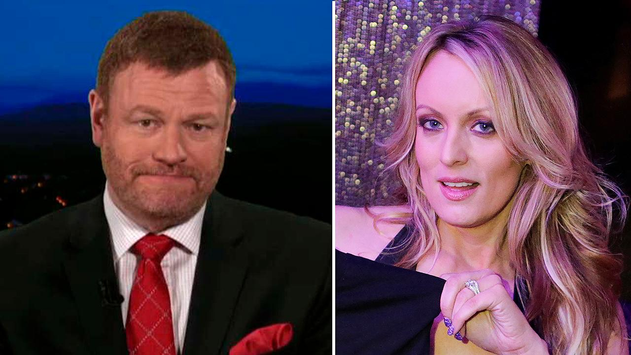 Steyn: One giant leap would be crushed by Stormy Daniels