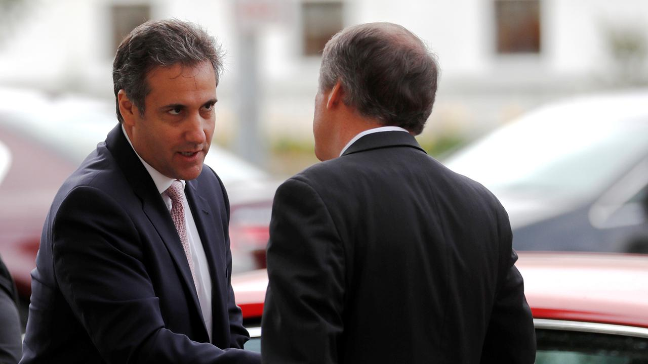 Legal observers analyze FBI's raid of Michael Cohen's office