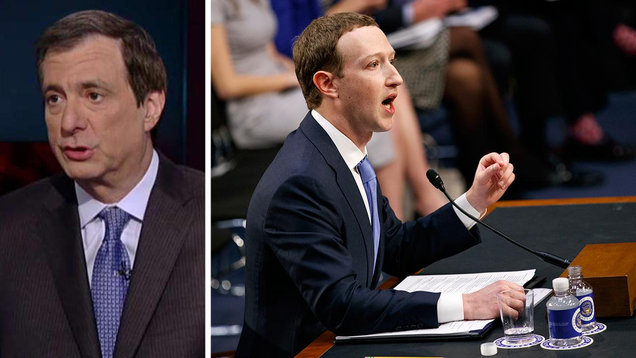Kurtz: Deferential senators fail to lay glove on Zuckerberg