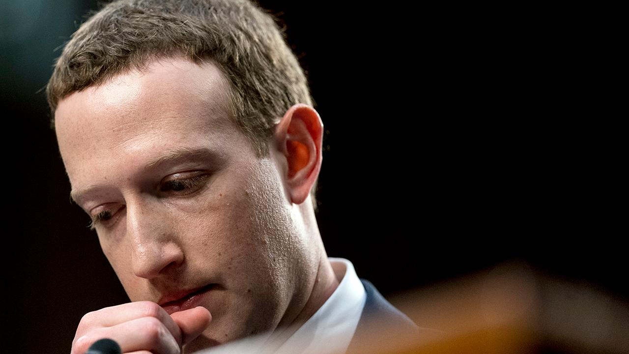 Highlights: Zuckerberg grilled on the Hill