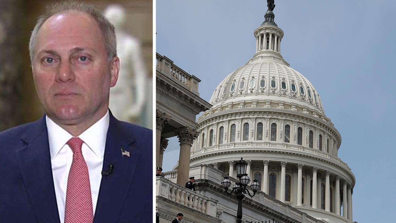 Scalise: Republicans need to make sure we hold the House