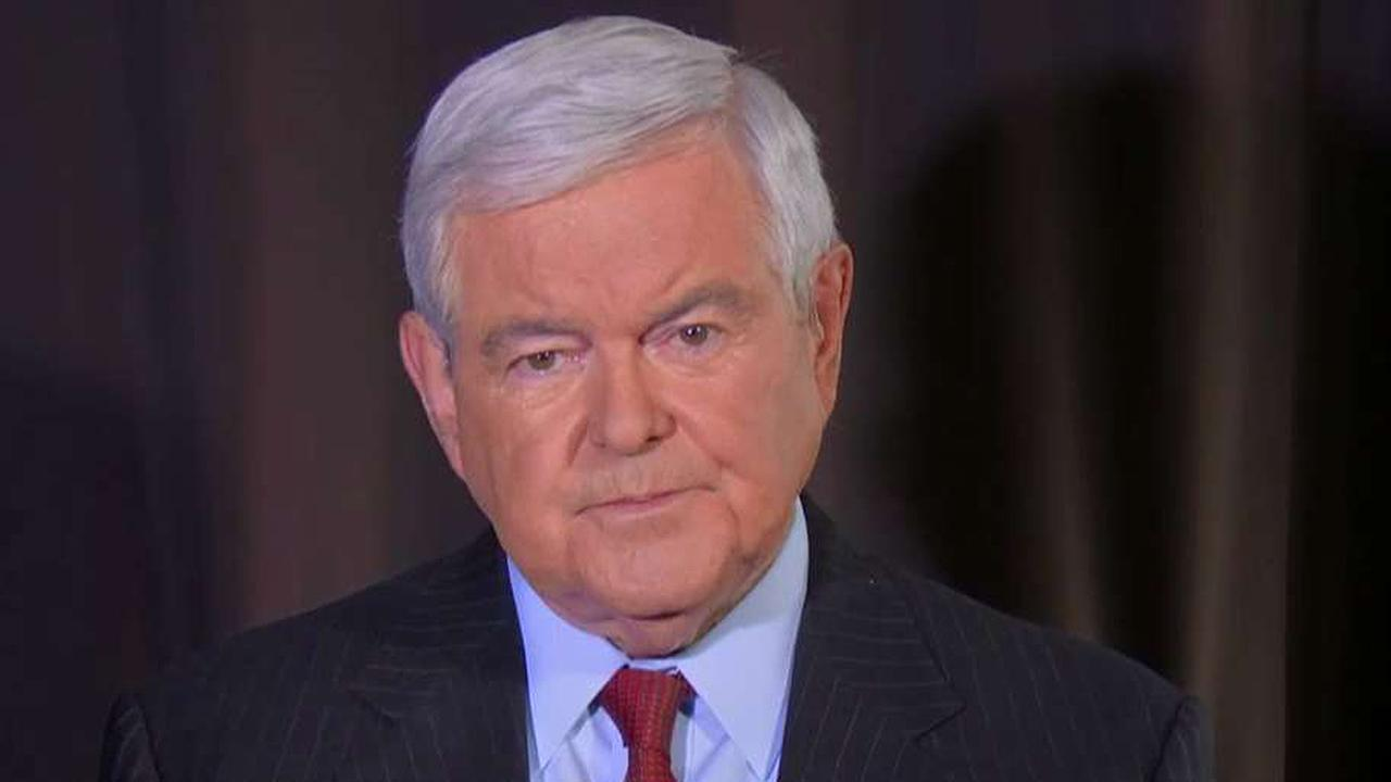 Newt Gingrich: Comey is a bitter, fired employee