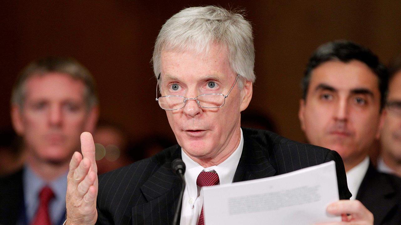 Former US ambassador to Syria talks pressuring Russia, Iran