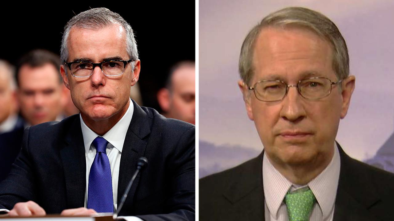 Rep. Goodlatte on the IG report that led to McCabe's firing