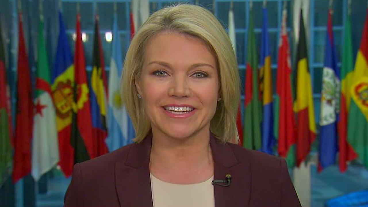 Heather Nauert: US is in Syria to defeat ISIS