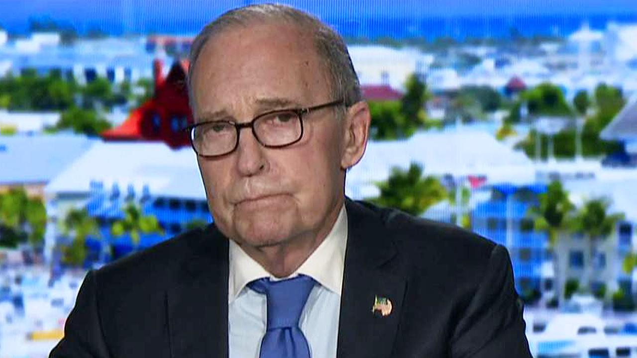 Kudlow: We are starting to see an economic boom