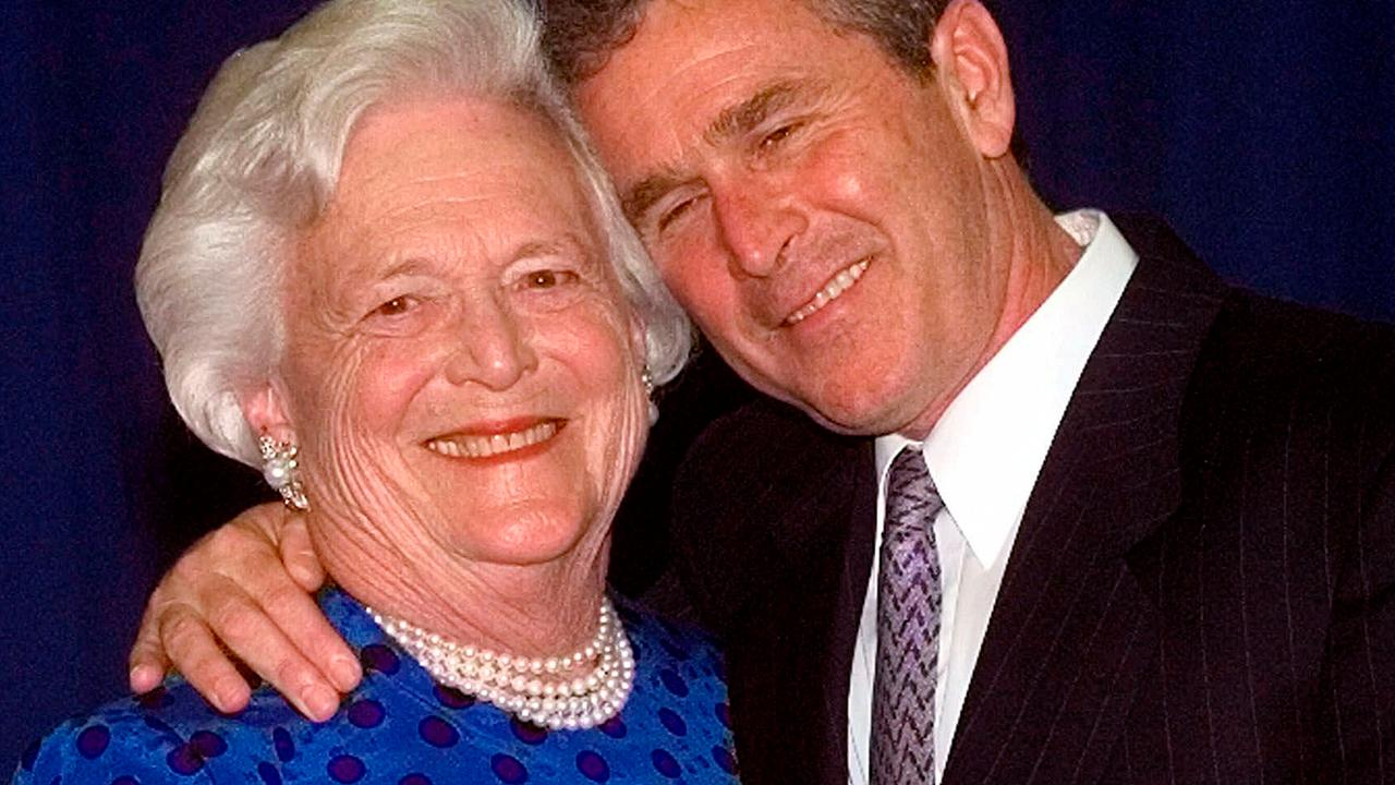 The life and legacy of former first lady Barbara Bush