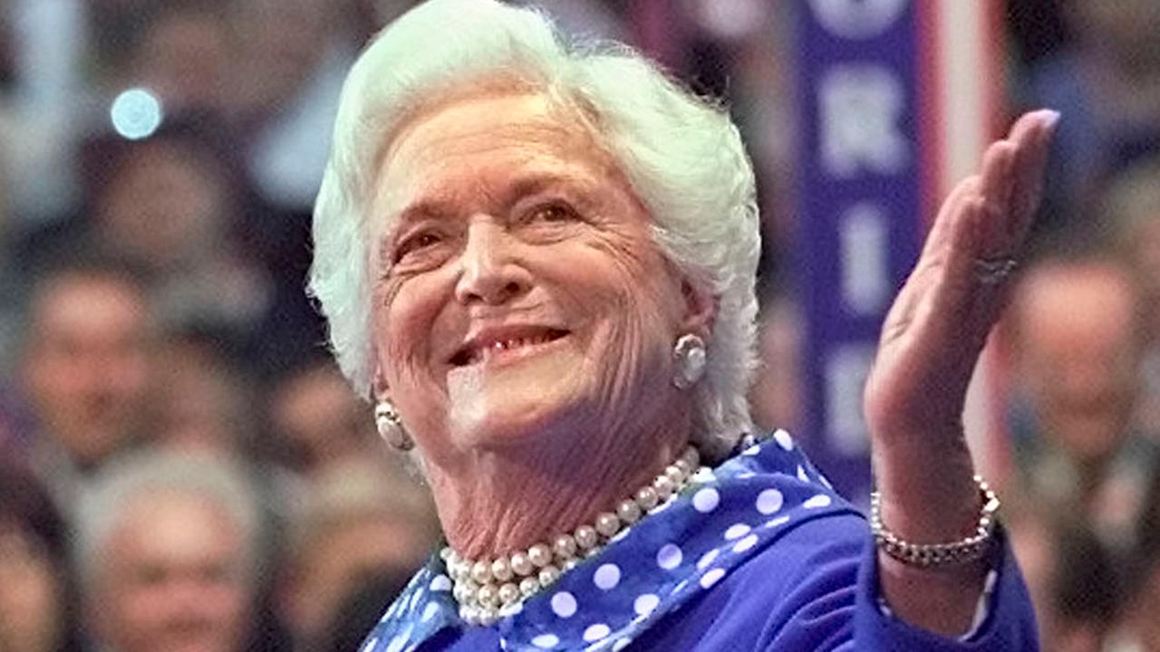 America bids farewell to Barbara Bush
